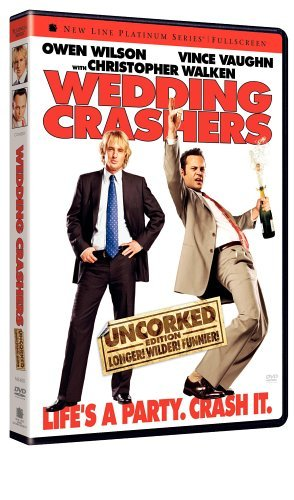 Wedding Crashers Wilson Vaughn Walken Clr Nr Unrated