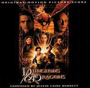 Dungeons & Dragons Score Music By Justin Caine Burnett