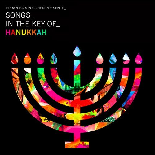 Erran Baron Presents Cohen Songs In The Key Of Hanukkah