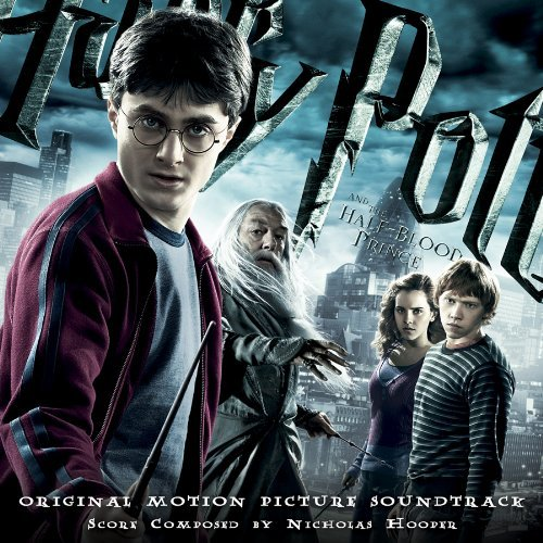 Various Artists Harry Potter & The Half Blood Music By Nicholas Hooper