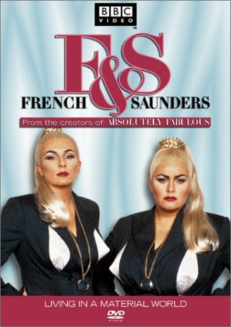 Living In A Material World French & Saunders Clr Cc Nr