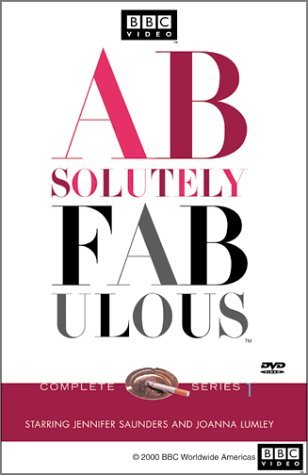 Absolutely Fabulous Series 1 Complete Clr Nr
