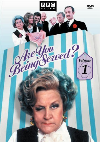 Are You Being Served? Vol. 1 Classic Years Clr Nr