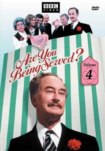 Are You Being Served? Vol. 4 Classic Years Clr Nr