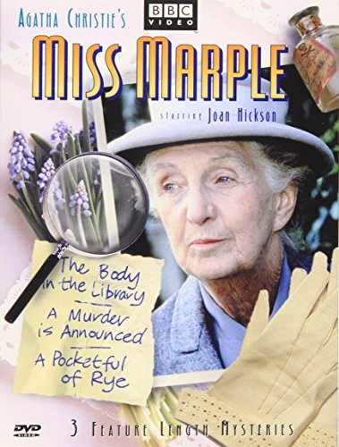 Gift Set Miss Marple Nr 3 DVD