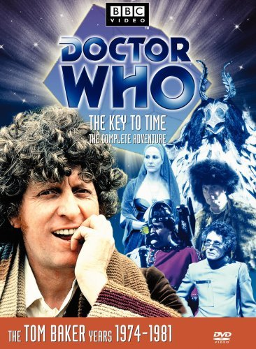 Doctor Who Key To Time Complete Adventure Clr Nr 6 DVD