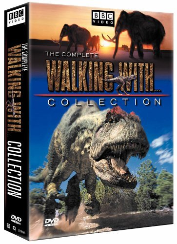 Gift Set Walking With Dinosaurs Clr Nr 3 DVD
