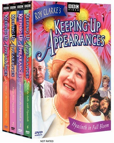 Keeping Up Appearances Hyacinth In Full Bloom Clr Nr 4 DVD