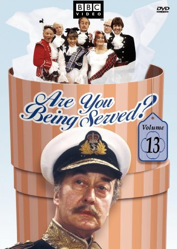 Are You Being Served Vol. 13 Clr Cc Snap Nr