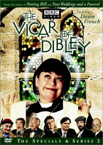 Vicar Of Dibley Series 2 & Sp Vicar Of Dibley Nr