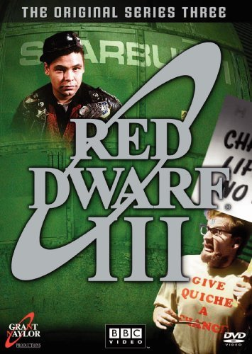 Red Dwarf Red Dwarf Series 3 Nr