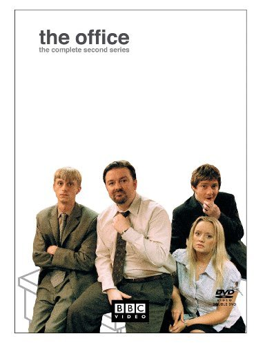 Office (uk) Series 2 DVD Nr