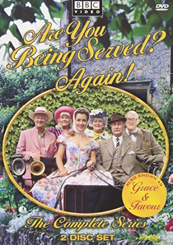 Are You Being Served? Again! Are You Being Served? Again Nr 2 DVD