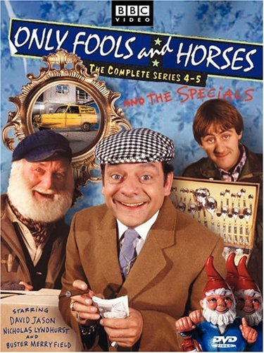 Only Fools & Horses Series 4 Only Fools & Horses Nr 4 DVD