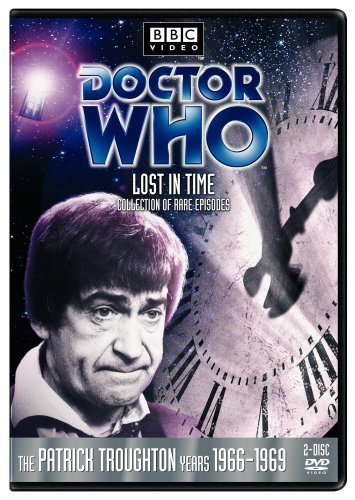 Doctor Who Lost In Time Patrick Troughton Clr Nr