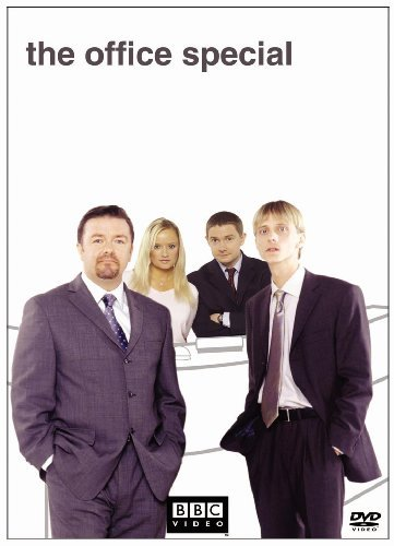 Office (uk) Special DVD
