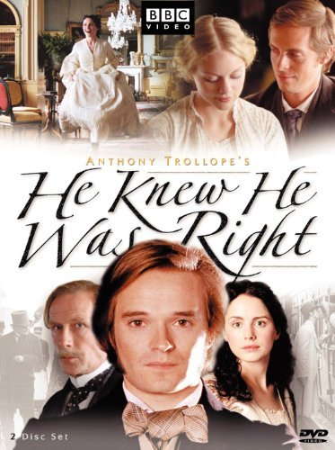 He Knew He Was Right Fraser Nighy Natalie Dimsdale Nr 2 DVD