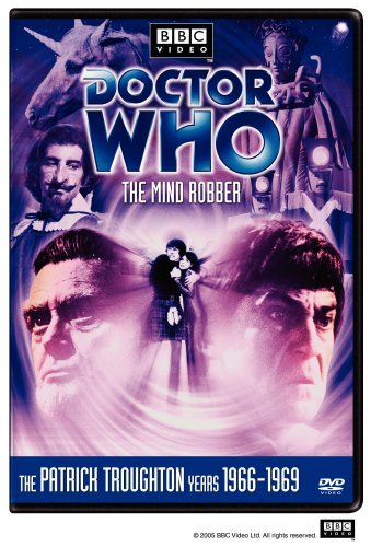 Doctor Who Mind Robber Doctor Who Nr