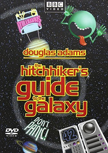 Hitchhikers Guide To The Galax Jones Davey Nr 2 DVD