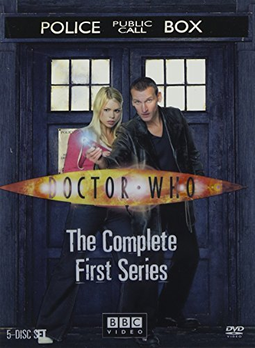 Doctor Who Complete Series 1 Clr Nr 5 DVD