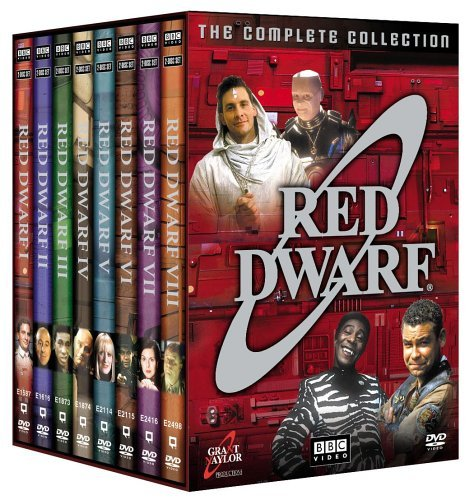 Red Dwarf Complete Collection Red Dwarf Nr