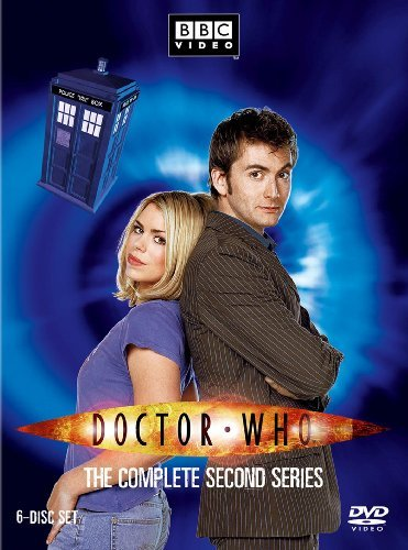Doctor Who Complete Series 2 Clr Nr 6 DVD