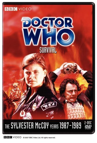 Doctor Who Ep. 159 Survival Nr 2 DVD