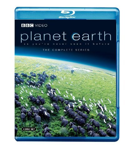 Planet Earth Complete Collection Ws Blu Ray Nr 4 DVD