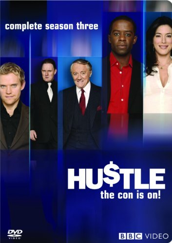 Hustle Season 3 Hustle Nr 2 DVD