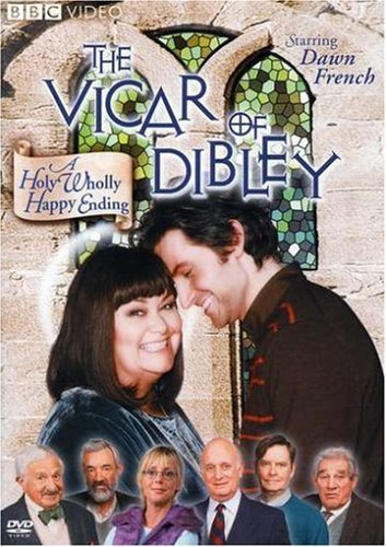 Vicar Of Dibley A Holy Wholly Vicar Of Dibley Nr