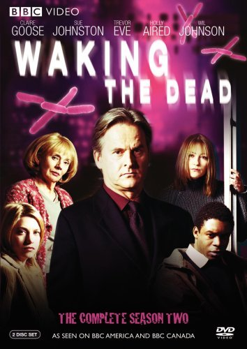 Waking The Dead Season 2 Nr 2 DVD