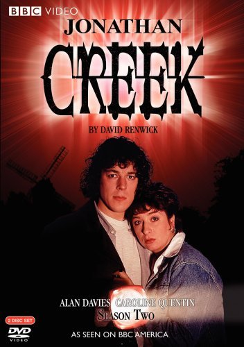 Jonathan Creek Season 2 Jonathan Creek Nr 2 DVD