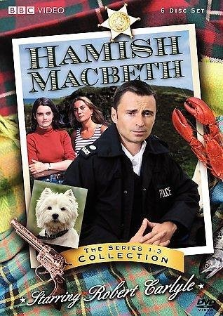 Hamish Macbeth Seasons 1 3 Hamish Macbeth Nr 6 DVD