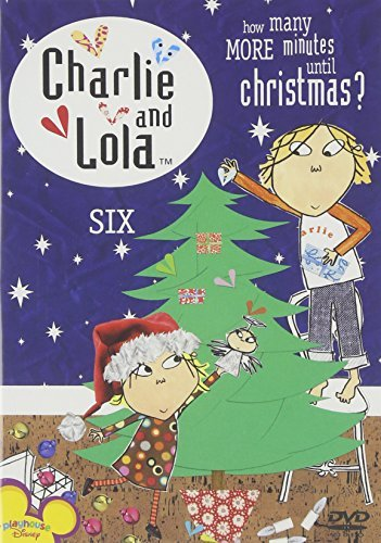 Vol. 6 How Many Minutes Until Charlie & Lola Nr