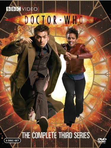 Doctor Who Series 3 Doctor Who Nr 6 DVD