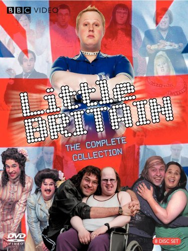 Little Britain Complete Colle Little Britain Nr 8 DVD