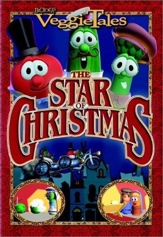 Veggie Tales Star Of Christmas Clr Chnr