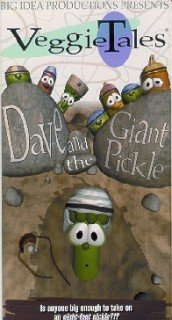 Veggie Tales Classics Dave & The Giant Pickle Clr Chnr