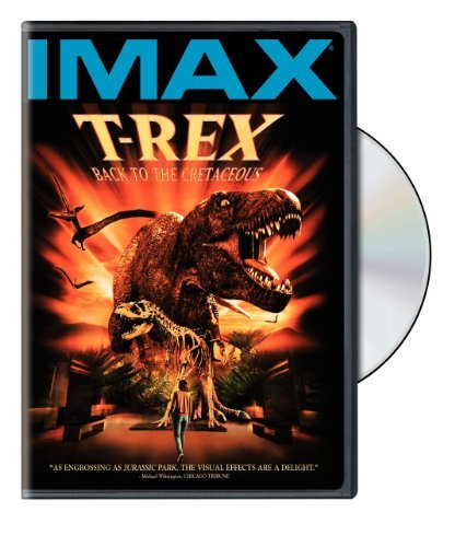 T Rex Back To The Cretaceous Imax Clr 5.1 Nr