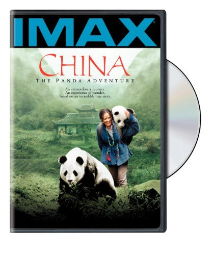 China Panda Adventure Imax Clr Nr