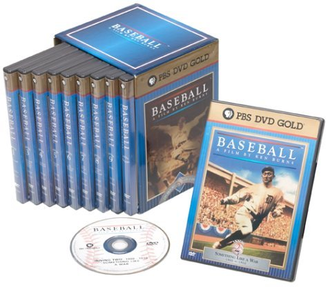 Baseball Burns Ken Clr Cc Nr 9 DVD