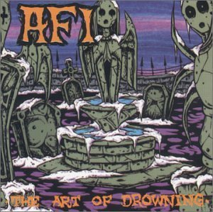 A.F.I. Art Of Drowning Lmtd. Ed. On Colored Vinyl