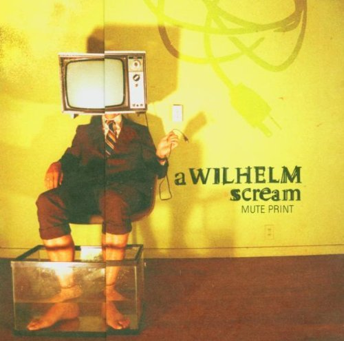 Wilhelm Scream Mute Print