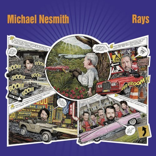 Michael Nesmith Rays