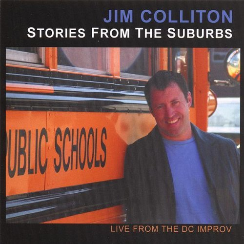 Jim Colliton Stories From The Suburbs