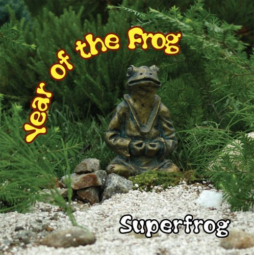 Superfrog Year Of The Frog