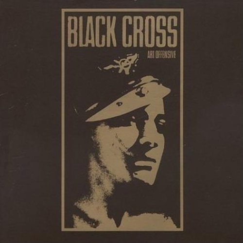 Black Cross Art Offensive