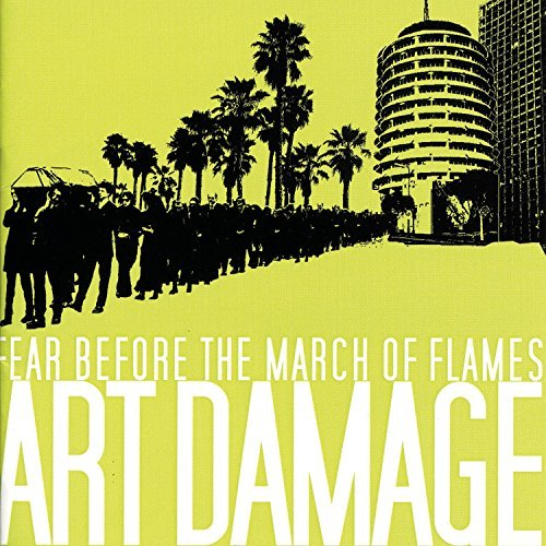 Fear Before The March Of Flame Art Damage