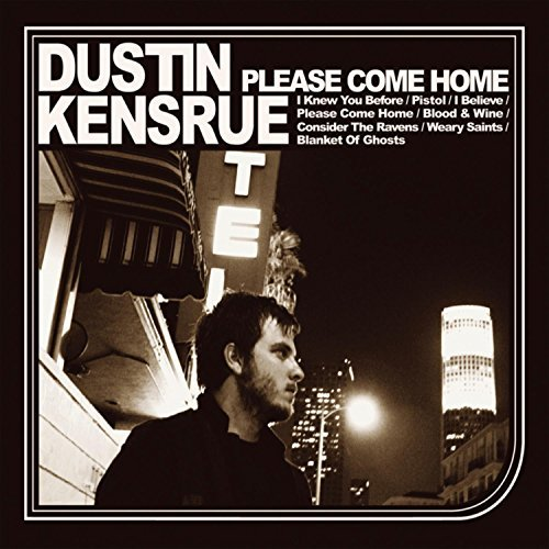 Dustin Kensrue Please Come Home Enhanced CD Digipak