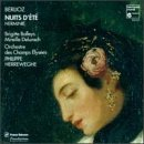 H. Berlioz Nuits D'ete Herminie Balleys (mezzo) Delunsch (sop) Herreweghe Champs Elysees Orch